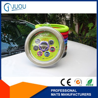 Car accessories/silicone steering wheel cover with various colors
