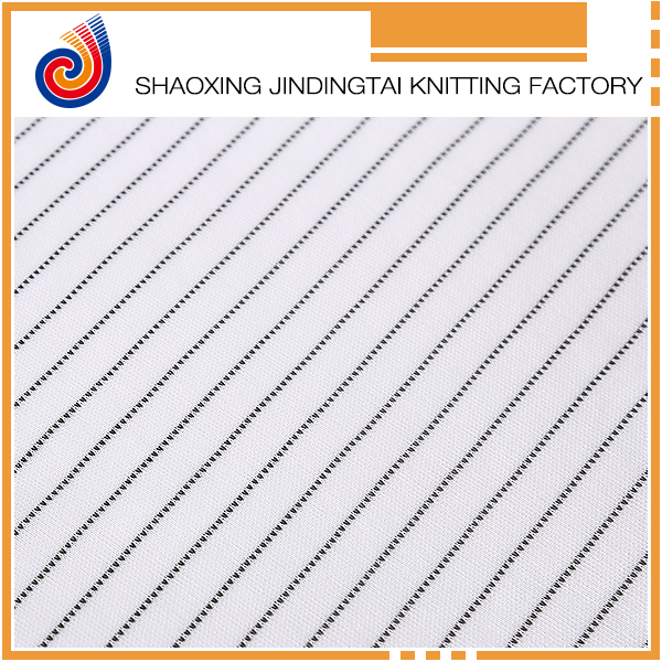 New design of polyester antistatic stripe fabric for bedding sheet