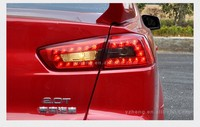 Factory direct price China manufacturer mitsubishi lancer accessories parts tail lamp assembly