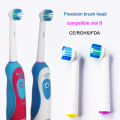 replacement toothbrush head compatible oral b