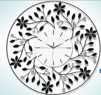 simple design about beautiful wall clock