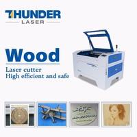 high speed work water cooling 80w 9060 laser wood cutting machine price