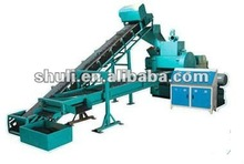 best quality Waste tyre/rubber recycling production line 0086-15838061756