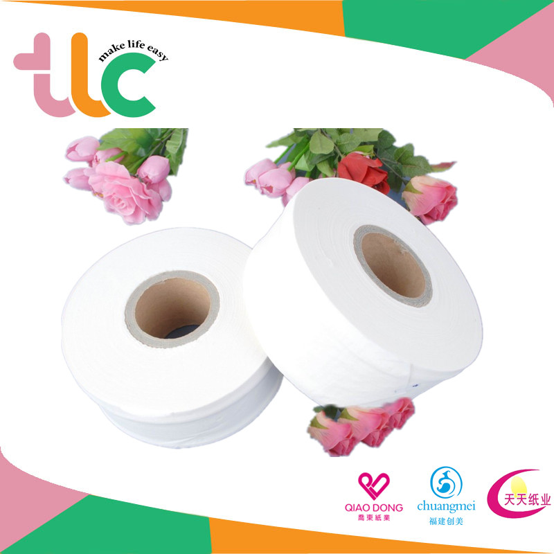 virgin pulp toilet tissue paper roll factory from china quanzhou