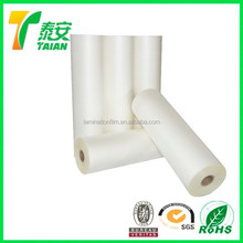 Thermal BOPP Matt Film, BOPP Jumbo Plastic Hot Melt Adhesive Membrane