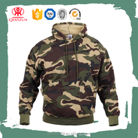 wholesale unisex cowl neck camo 80 cotton 20 polyester hoodies