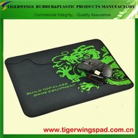 2015 hot selling MP107 keyboard gamer razor washable mouse pads