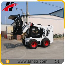 Bobcat Vertical Lift Large Skid Steer Loader with capacity 1600kgs