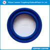 silicone NBR Rubber PU plastic machine oil seal