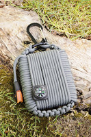 New and emergency 750lb paracord Gear Survival Grenade kit