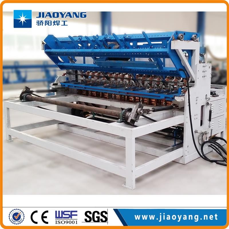 New Construction Mesh Panelwelded Mesh Machine Producer