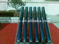 Supply 3.3 high borosilicate glass evacuated tubes of solar collector