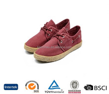 2017 china manufacturers thick sole platform lace up red men sneakers shoes
