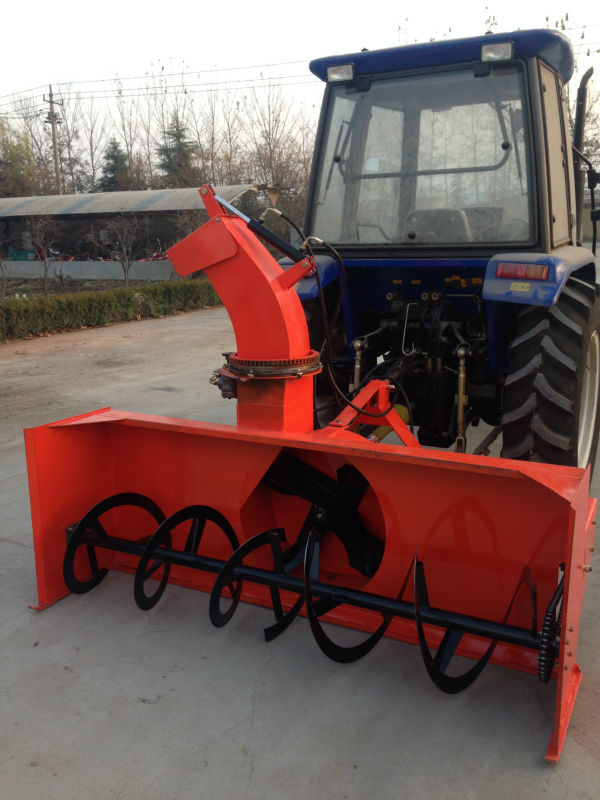 tractor rear mounted snow blower