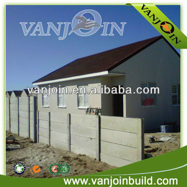 Turnkey project cheap prefabricated homes