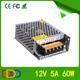 high quality cctv power supply 12v 5a with 3 years warranty time and very competitive price