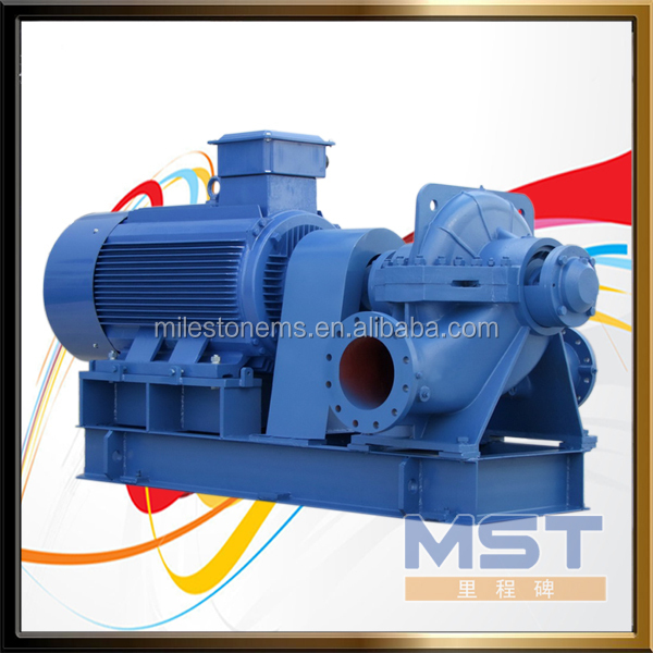 Mini High Pressure High Flow Rate Electric Centrifugal Water Pump