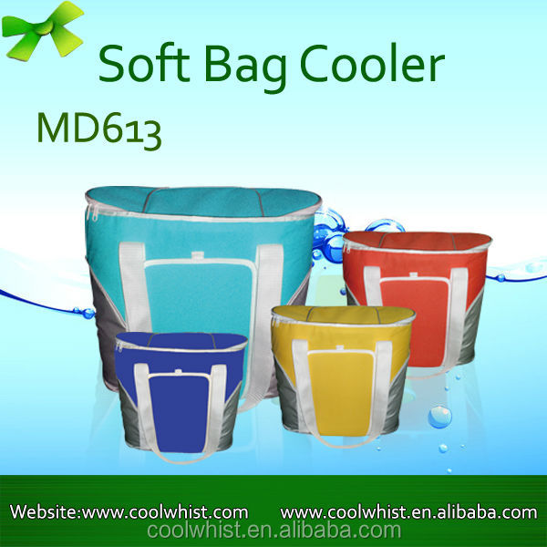 neoprene refrigerated cooler bag