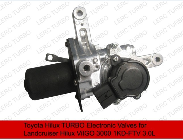 Toyota Hilux TURBO Electronic <strong>valves</strong> for 1KD <strong>engine</strong>