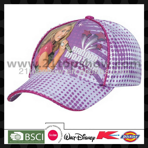 Fashion printed sex hat sex product hot girl image