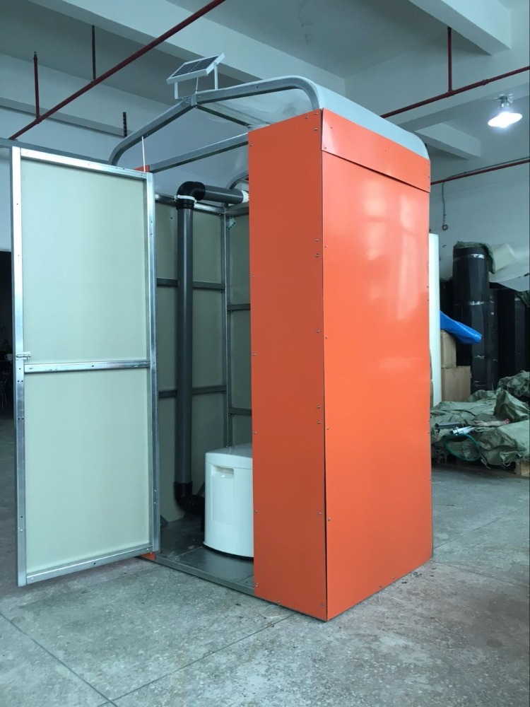 Newly Designed Outhouse Portable Toilets Container For Sale