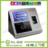 Bestseller facial Free Software 4.3 inch Touch Screen TCP IP employee time and attendance tracking device