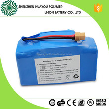 factory price real capacity 18650 rechargeable battery for hoverboard