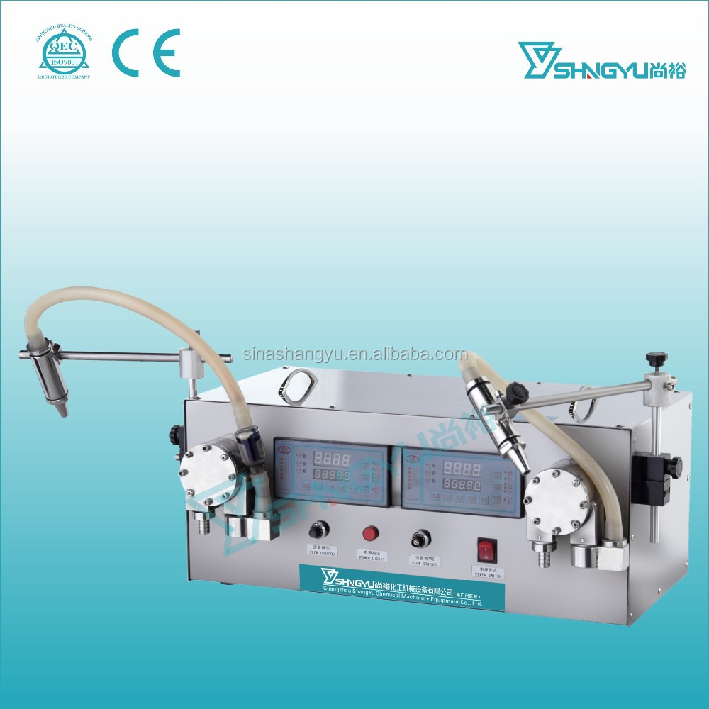 China Supplier Hot product essential oil filling equipment/water filler/liquid filling machine