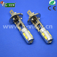 Ultra bright H1 led fog lamp for car 8smd 5630 with 5w CREEled fog light