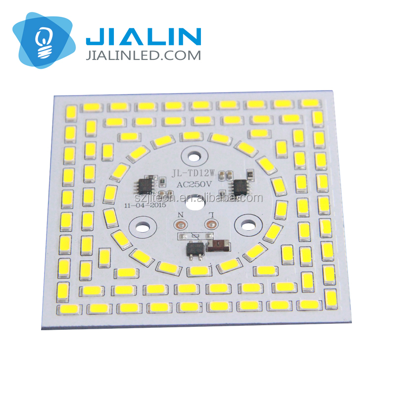 Best Price AC 230V Directly Round Module led ceiling light module