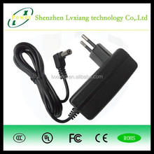 150105132 ac dc adapter output 19v 1.2a travel adapter with CE/ROHS/FCC/PSE certification