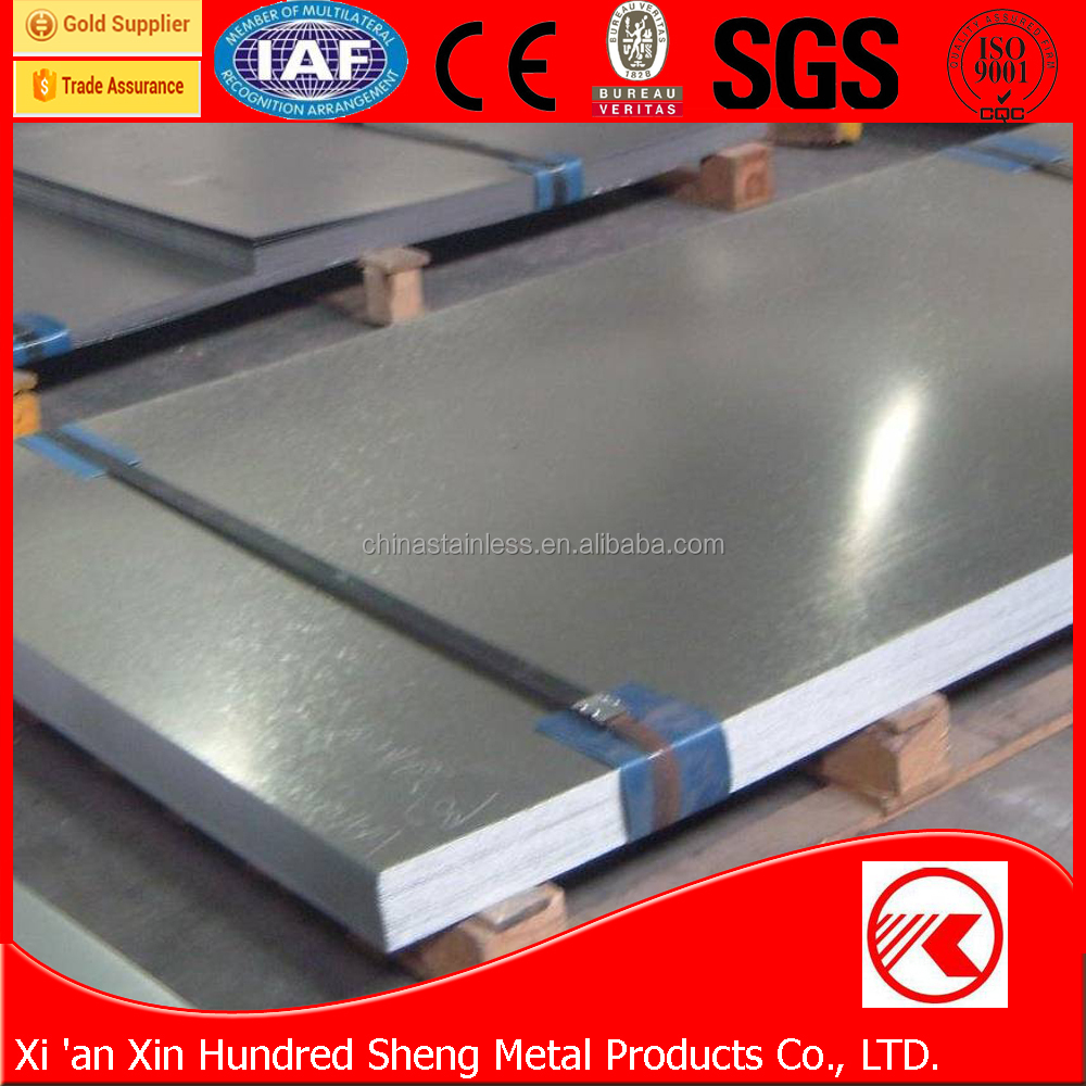 Wholesale price stock available galvanized steel sheet metal standard sheet size