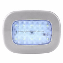 Car Roof Light day /blue White 10smd 5050 2W Led car reding lamp Dome Light