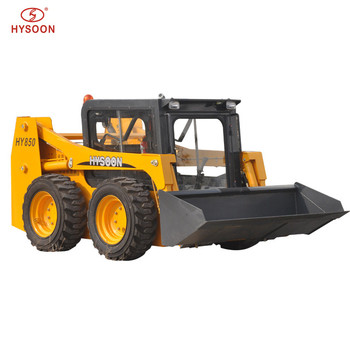 Chinese Bobcat skid steer loader attachments for sale