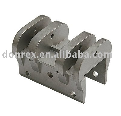 Casting agricultural machinery part