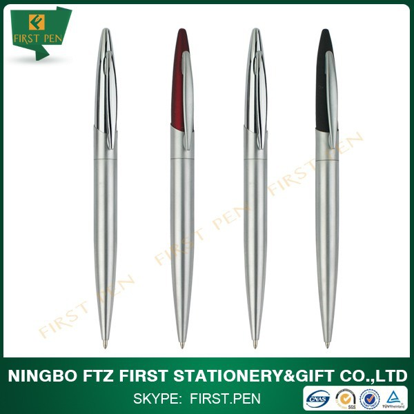Stylish Metal Twist-action Ball Pen