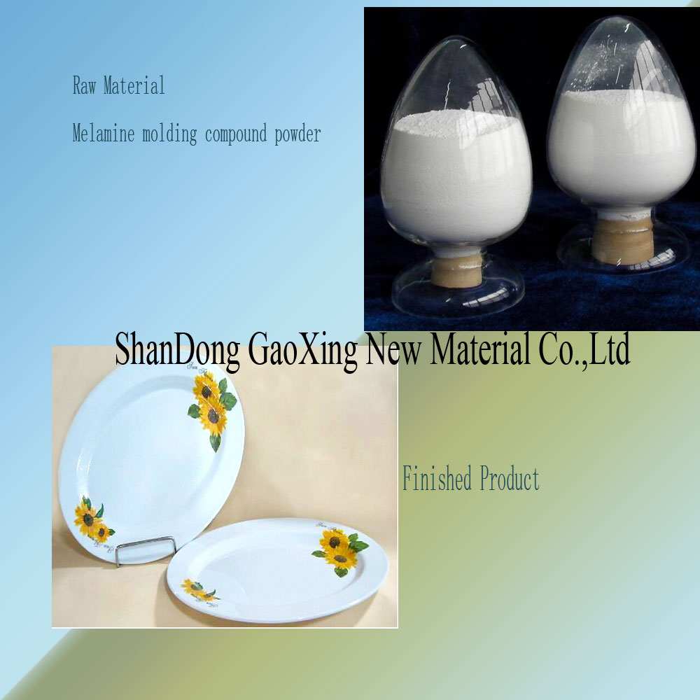 popular powder to make Melamine Plastic Type and Eco-Friendly Feature Melamine Ware
