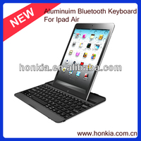 Factory Price Aluminum Original and Professional Bluetooth Keyboard for apple ipad Air