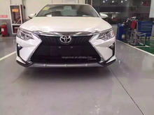 new camry upgrade to lexus style bumper and grille for 2016 hight quantity camry bumper and gurille