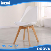 Fashion design white plastic chairs prices