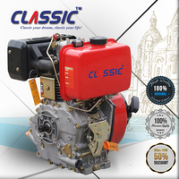 CLASSIC CHINA 186f 8.4HP OHV Generator Diesel Engine Air Cooled, Key Start Single Cylinder Diesel Engine Sales