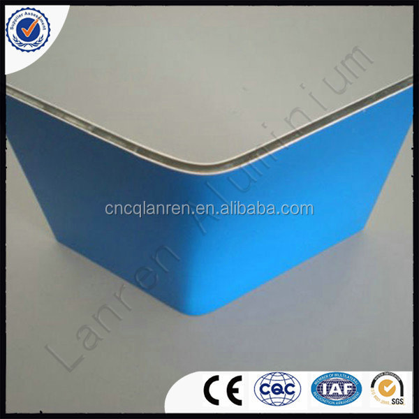 PE/PVDF coated Aluminium Composite Panel