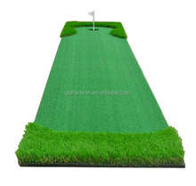 hot sale indoor practice golf putting mat