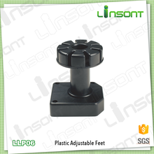 Allibaba com plastic adjustable cabinet leg fixing for cabinet