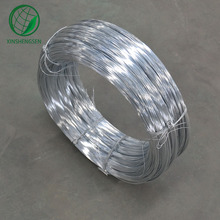 ISO Direct factory hot dipped galvanized iron wire with galvanized wire