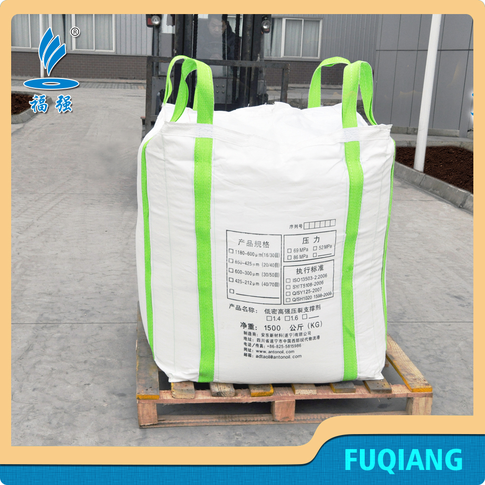 China manufacturer customized pp woven supper sack 1 ton used jumbo bag