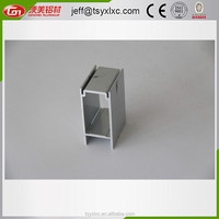 Glass Wall,Decoration,Construction,ect Application and Is Alloy Or Not structure aluminum curtain wall profile