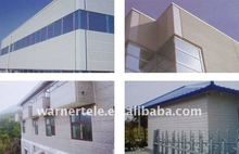 W-TEL prefabricated house shelter for human