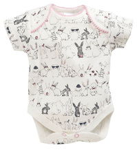 Wholesale Italy Organic Cotton Bag My Sweet Love Baby Doll Clothes