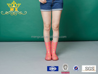 Custom Logo Rain Boots Gumboots, Unique Women Rain Boots Supplier